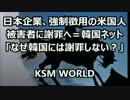 """【KSM】三菱の""""公式謝罪""""が『韓国人に物凄い衝撃を喰らわせた』模様。"""