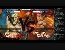 【ニコニコ動画】EVO2015 ウル4予選PoolC24 プール決勝 ボンちゃん vs Heeroを解析してみた