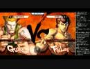 【ニコニコ動画】EVO2015 ウル4 TOP32Winners NuckleDu vs ふ~どを解析してみた