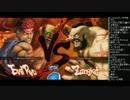 【ニコニコ動画】EVO2015 ウル4 TOP16Losers ウメハラ vs SnakeEyezを解析してみた