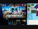 【ニコニコ動画】バジリスク絆 一撃で設定×1,000枚獲得を目指す!【設定6編】 Part2 前編を解析してみた
