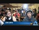 【ニコニコ動画】EVO2015 UMVC3 Pool3回戦 ネモ vs Taekuaを解析してみた