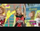 【ニコニコ動画】【LIVE】 少女時代 with ジェシカ&クリスタル 「Party」を解析してみた