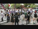 【ニコニコ動画】【2015/7/19】朝鮮総連・朝鮮学校をぶっ潰せ!デモin帝都3【第3弾】を解析してみた