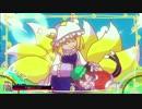 【BeatStream】 ホメ猫☆センセーション (上画面)