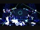 【ニコニコ動画】【APヘタリアMMD】サイバーサンダーサイダー【アイランドルライブ2015】を解析してみた