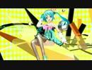 【ニコニコ動画】【第15回MMD杯予選】初音ミクがMMDで踊ってくれたよ「Yellow」を解析してみた