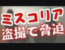 【ニコニコ動画】ミスコリア盗撮で脅迫を解析してみた