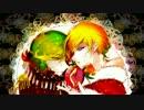 【ニコニコ動画】【鏡音レン・オリバー・月読ショウタ】 少年†柘榴 【オリジナル曲】を解析してみた