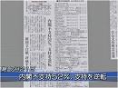 【安保法制】内閣支持率低下、しかし野党の勘違いには思わず溜息[桜H27/7/21]