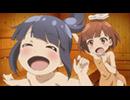 洲崎西 THE ANIMATION 第3話「綾と明日香の乳隠し」