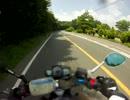 【ニコニコ動画】GSR400で山中湖一周を解析してみた