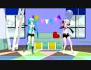【ニコニコ動画】【MMD】 ままま式あぴミク、ハクでdrop pop candyを解析してみた