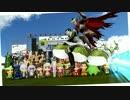 【ニコニコ動画】【MMD】夏だ!夏休みだ!奥州のあのおまつりだ!【戦国BASARA】を解析してみた