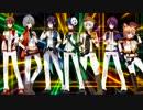 【ニコニコ動画】マジLOVE2000%歌ってみた★wassyoooooooi!!!を解析してみた