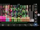 【ニコニコ動画】【黒MIDI】Bad Apple!! v5 エクステンデッドをWindowsXPエラーで演奏してみたを解析してみた