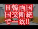 【速報】 日韓両国、国交断絶で一致!! ついに念願の日韓断交が実現!!