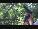 【ニコニコ動画】エアガン ベレッタM92F 水入りアルミ缶を撃って落としてみた。を解析してみた