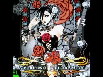 チュウニズム memories of sun and moon by k true ゲーム 動画