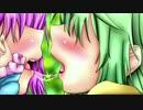 【ニコニコ動画】【東方手書き】EX三人娘でプリズマ☆イリヤツヴァイEDを解析してみた