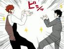 【ニコニコ動画】【手描き血界戦線】上司二人でいちまんじゃくを解析してみた