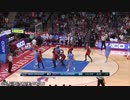 【NBA】アンソニー・デイビスVSブレイク・グリフィン【眉毛vs怪物】