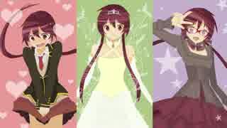 【ニコカラ】Ring Ring Rainbow!!【城下町のダンデライオン】<off vocal> thumbnail