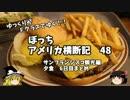【ゆっくり】アメリカ横断記48 SF観光 夕食 まとめ