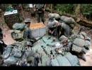 ブラジル軍歌『セルヴァの龍たち』(ブラジル版部隊は前線へ)