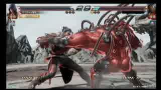 ペイちゃんの鉄拳7 Part106(風間仁)