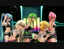 【MMD】一騎当千 5人Ver.(モーション配布)のTdaバージョン thumbnail
