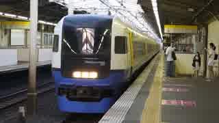 浅草橋駅(JR総武緩行線)を発着・通過する列車を撮ってみた