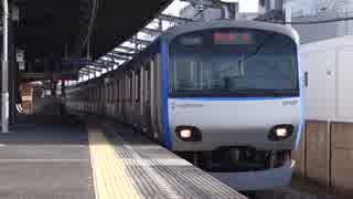 いずみ中央駅(相鉄いずみ野線)を通過・発着する列車を撮ってみた