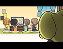 うーさーのその日暮らし 夢幻編 03話「うーさー先生、締め切りとの戦い」
