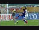 サッカー 男子 日本代表vs韓国代表 東アジアカップ(2015.8.4)