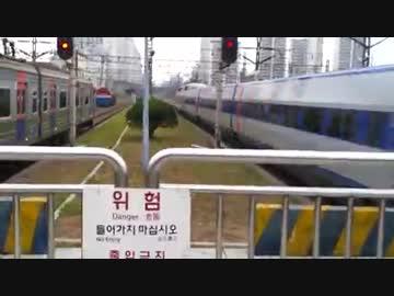 韓国】京釜線(衿川区庁駅)-1号...