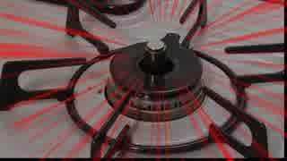 【取扱注意】コンロの温度センサーを無効化する超簡単な方法