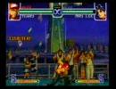 KOF2002 コンボムービー -FATAL FURY チーム-