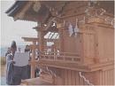 【台湾パイワン族との熱い絆】神社が再建されたパイワン族・髙士村に行ってきました[桜H27/8/13]  thumbnail