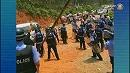 【新唐人】火葬場建設に反対の村民 警察と激しく衝突