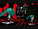 【第15回MMD杯本選】ねんどろいどミク VS CSP Valkyrie dimension【DDR】