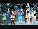 【第15回MMD杯本選】キャラサミLIVE「君の知らない物語」(ボカロ7人カバー)