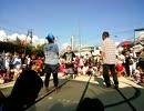 釜ヶ崎夏祭り2015相撲大会 はるかちゃん