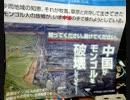 【8月15日靖国神社】モンゴル人の人口割合は17%<人口侵略>