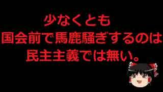【ゆっくり保守】SEALDs「戦争法案とバレたww」と勝利宣言
