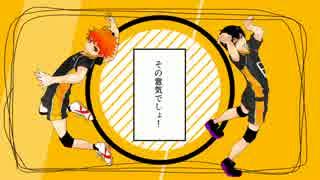 【初音ミク】Fly higher than anyone【ハイキューの日オリジナル曲PV】