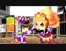 【MMD戦国無双】慶次と利家にソーラン節を踊ってもらった