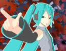 【初音ミク】「無条件幸福」3DPV thumbnail