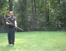 スナップシューティング練習その9:Backyard Archery