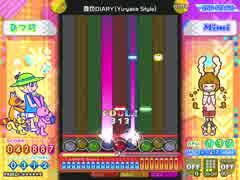 [ポップン]Lv35 夏色DIARY (Yu-yake Style) H